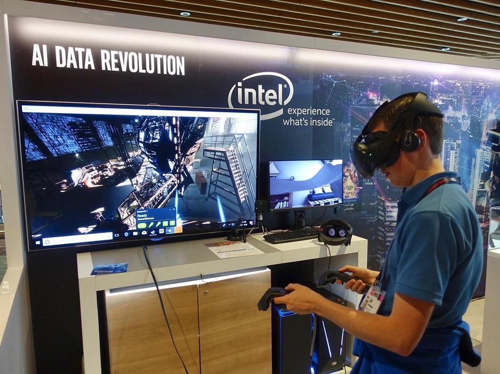 Habana labs Intel