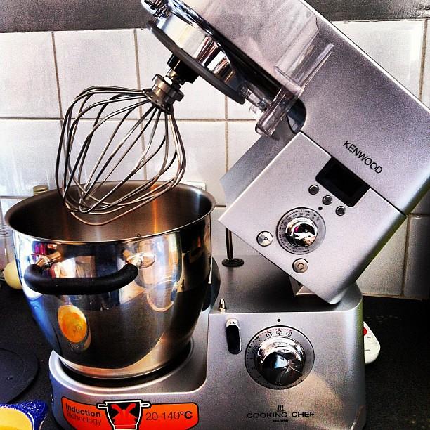 Kenwood robot de cocina