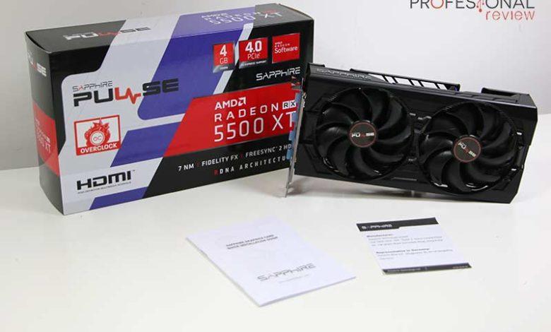 Photo of AMD Radeon RX 5500 XT Review en Español (Análisis completo)