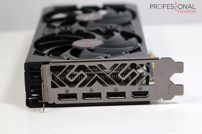 AMD Radeon RX 5500 XT Puertos