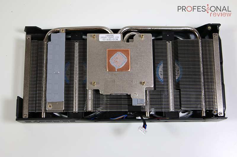 AMD Radeon RX 5500 XT Disipador