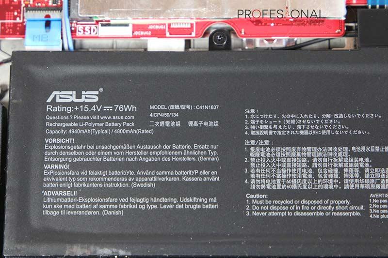 Asus ROG Zephyrus M GU502GV Review