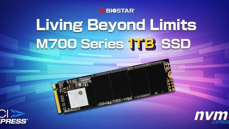 Photo of BIOSTAR M700 suma un modelo SSD NVMe de un 1 TB de capacidad