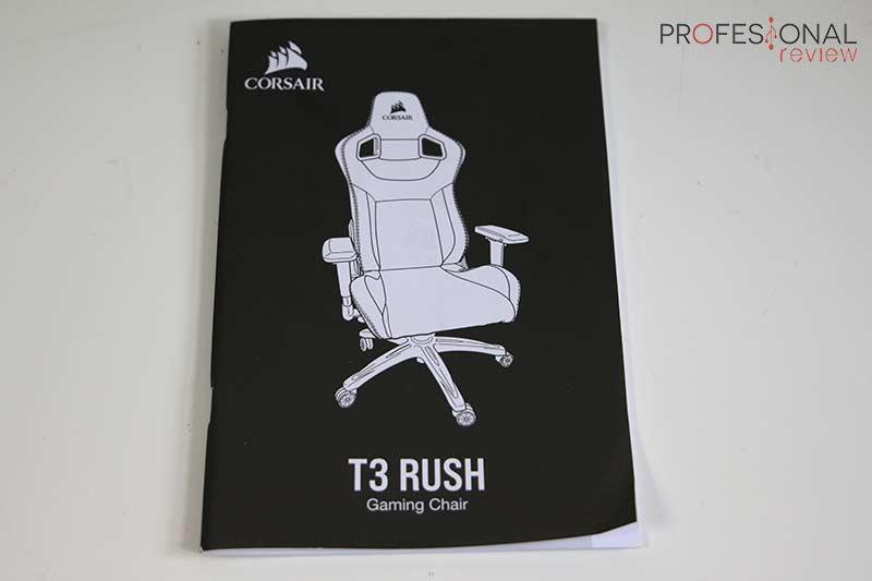 Corsair T3 RUSH Review