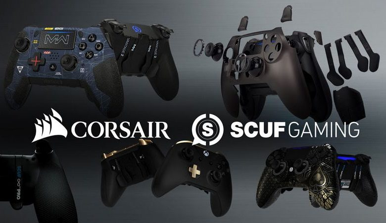 Photo of Corsair se hace con Scuf Gaming, el fabricante de mandos premium