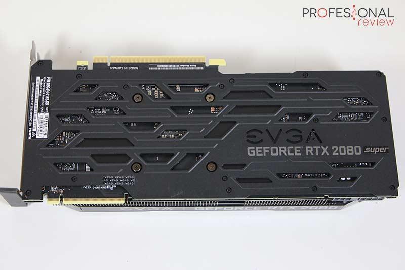 EVGA RTX 2080 Super XC Gaming Backplate