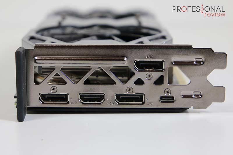 EVGA RTX 2080 Super XC Gaming Puertos