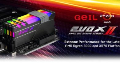 Photo of GeIL Evo X II AMD-Edition: Un kit de 16 GB y 3600 MHz optimizado