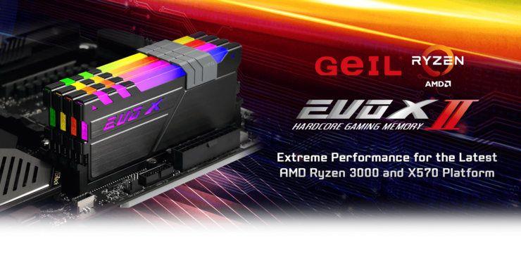Photo of GeIL Evo X II AMD-Edition: Un kit de 16 GB y 3600 MHz optimizado