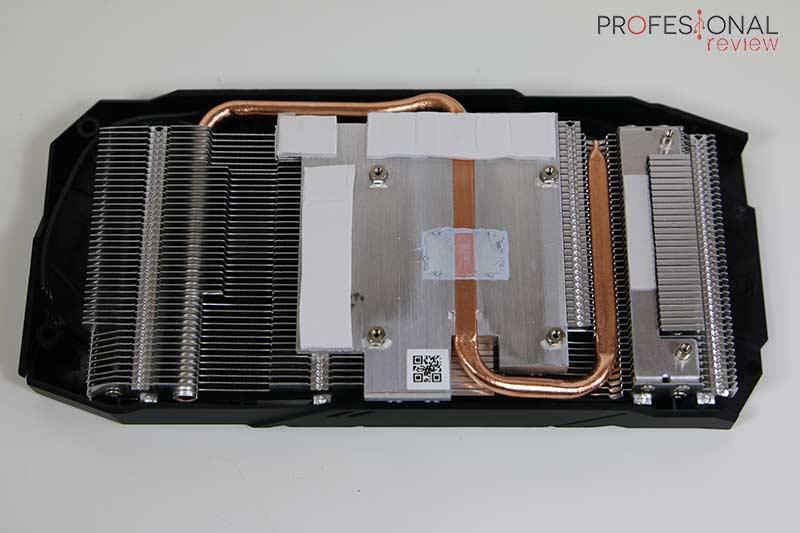 Gigabyte GTX 1650 Super OC Disipador
