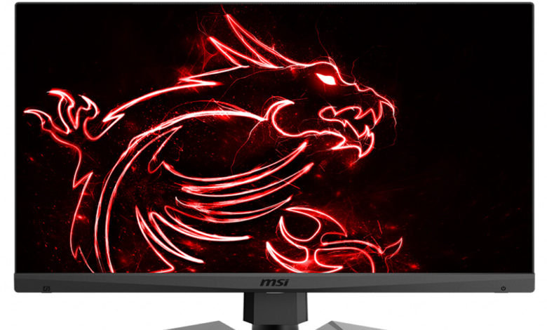 Photo of MSI presenta el monitor gaming Optix MAG272QR