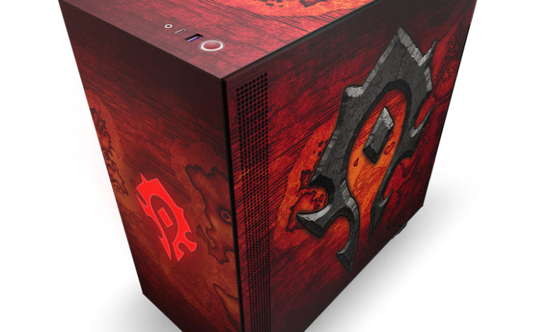Photo of NZXT H510, Un chasis de edición limitada de World of Warcraft