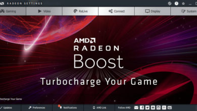 Photo of Radeon Boost, nueva función de los controladores Adrenalin ¿Que es?