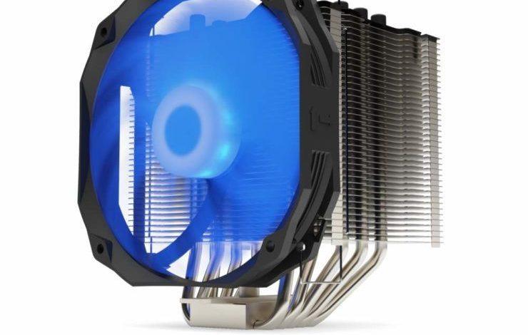 Photo of SilentiumPC Fortis 3 HE1425, Nueva torre de refrigeración de CPU RGB