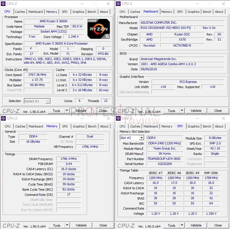 T-Force Dark Zα AMD