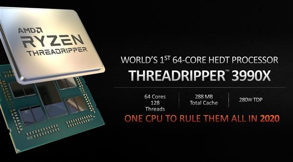 Photo of Se filtran los AMD Ryzen Threadripper 3980X y 3990X