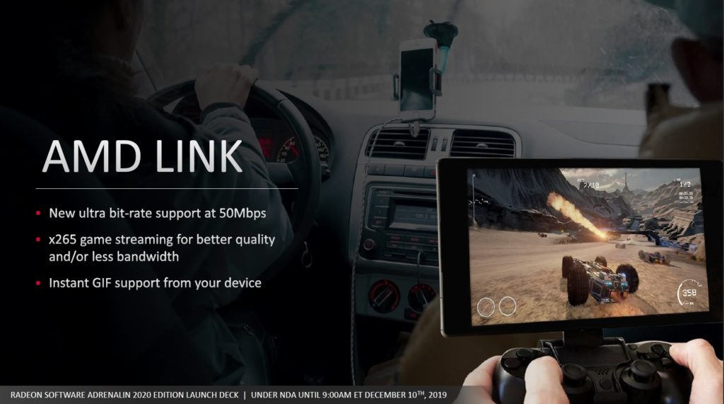 AMD LINK adrenalin 2020