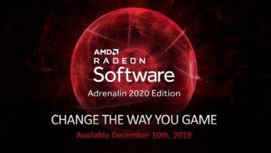 Photo of AMD Adrenalin 2020: el nuevo software para tarjetas gráficas RADEON