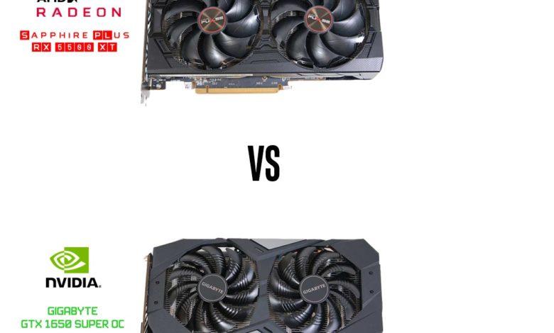 Photo of AMD RX 5500 XT vs Nvidia GTX 1650 SUPER: lucha en la gama media