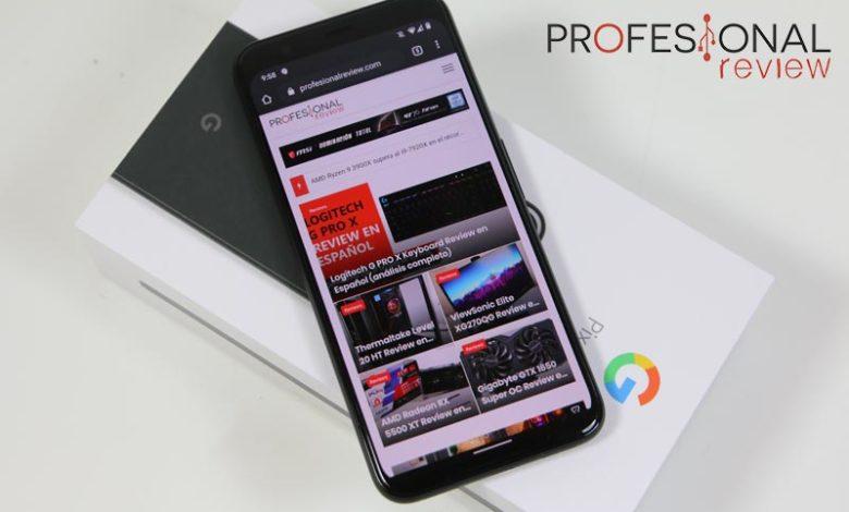 Photo of Google Pixel 4 Review en Español (Análisis completo)
