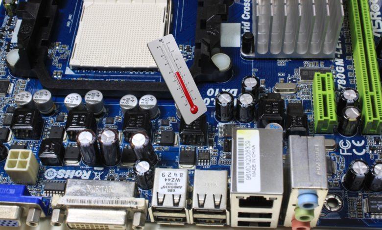 Photo of Temperaturas de la placa base: todo lo que necesitas saber
