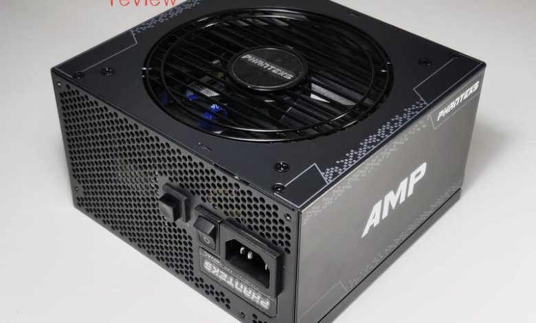 Photo of Phanteks AMP 550W Review en español (Análisis completo)