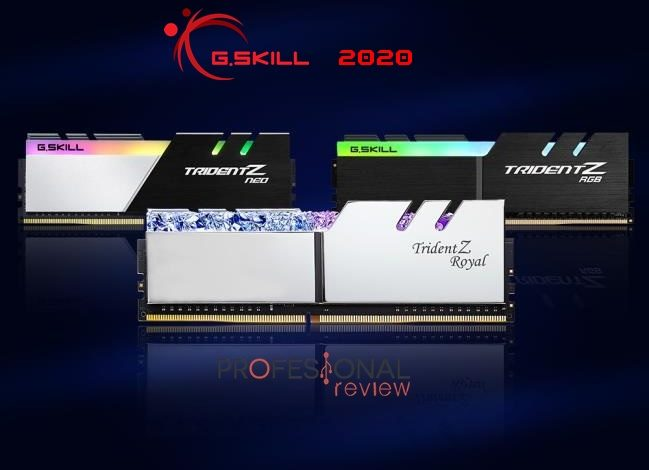 Photo of G.Skill anuncia kits de 32GB DDR4 con muy baja latencia
