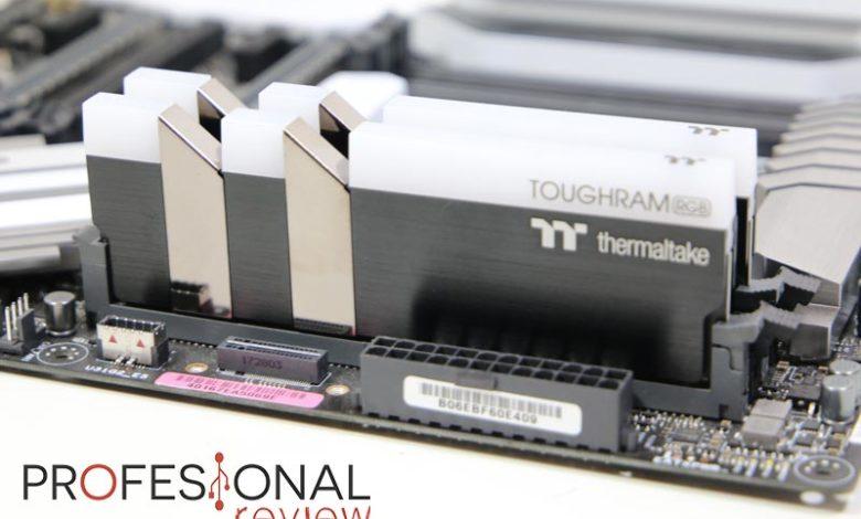 Photo of Thermaltake Toughram RGB Review en Español (Análisis completo)