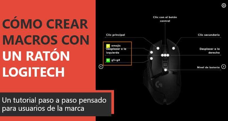 Photo of Cómo crear macros con un ratón Logitech