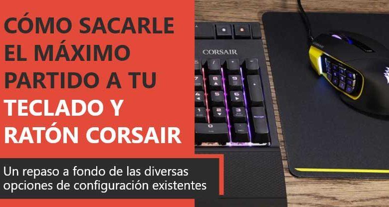 Photo of Cómo configurar tu teclado y ratón Corsair | Guía completa