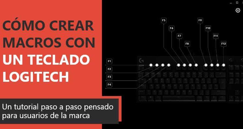Photo of Cómo crear macros con un teclado Logitech