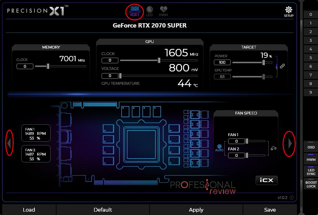 X1 precision EVGA rebajar temperatura tarjeta gráfica
