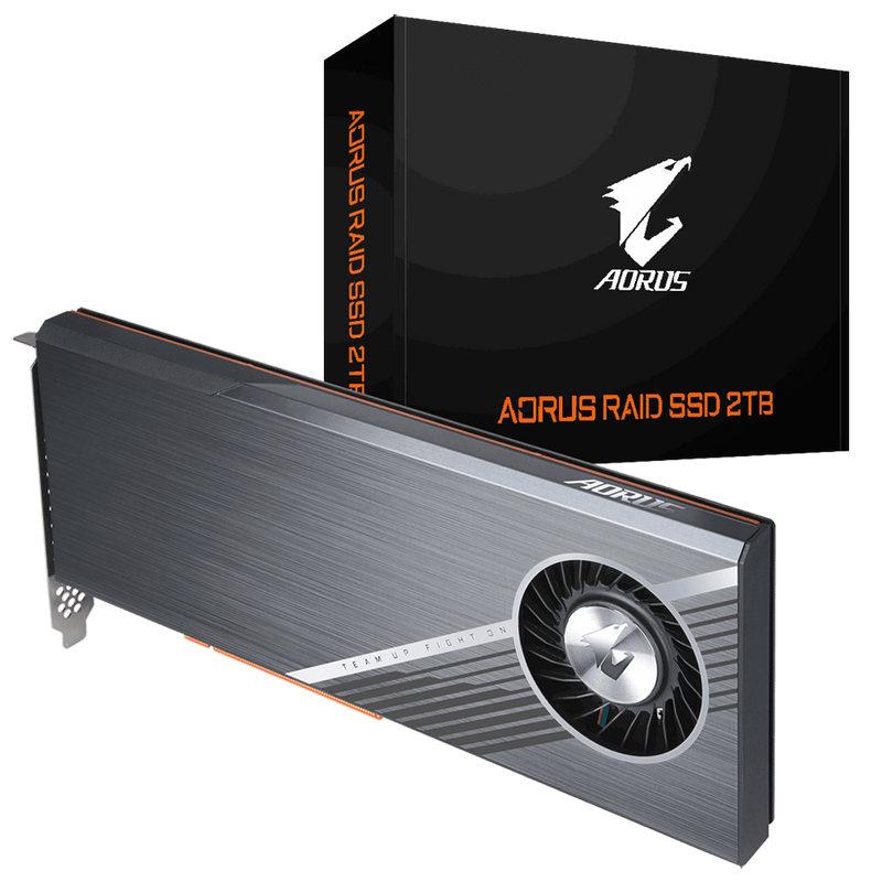 Aorus RAID SSD 2TB