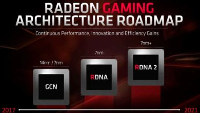 "Photo of AMD RDNA2 llegará este año: Big ""Navi"": 7nm+, Ray Tracing, VRS…"