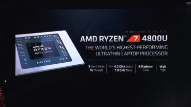 Photo of AMD Ryzen 4000 Renoir tiene un rendimiento de GPU superior a Ice Lake