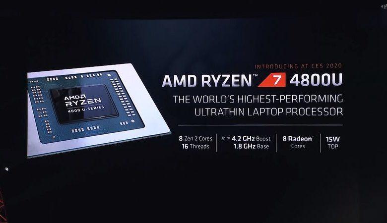 Photo of AMD Ryzen 4000 Renoir tiene un rendimiento de GPU superior a Ice Lake