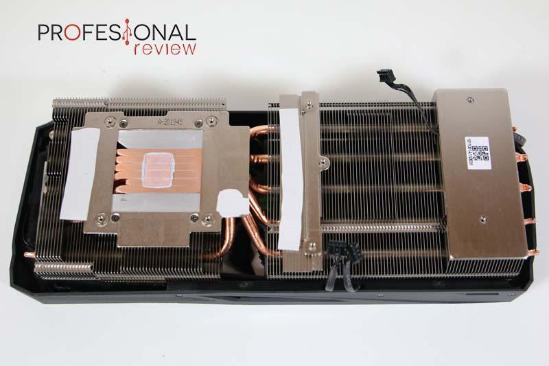 AORUS Radeon RX 5700 XT 8G Disipador