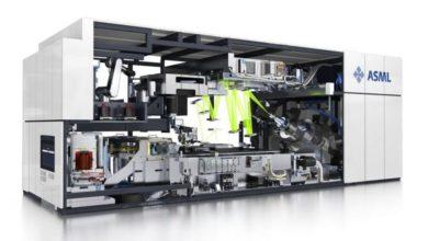Photo of ASML entregará 35 maquinas EUV en el año 2020
