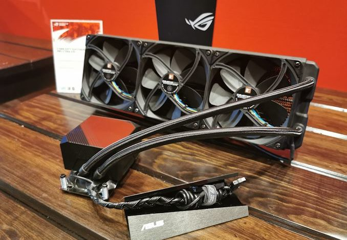 Photo of ASUS presenta un concepto de refrigeración liquida AIO para Threadripper
