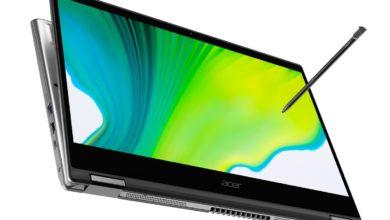 Photo of Acer Spin 3: El nuevo notebook convertible de la gama