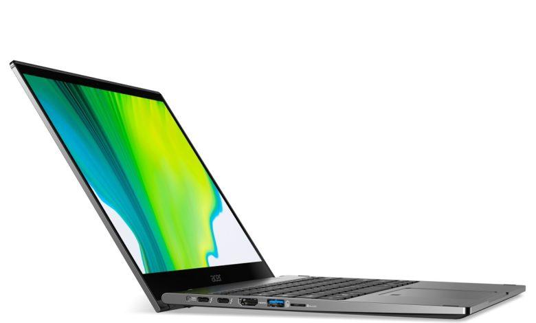 Photo of Acer Spin 5: El notebook convertible más completo de la marca
