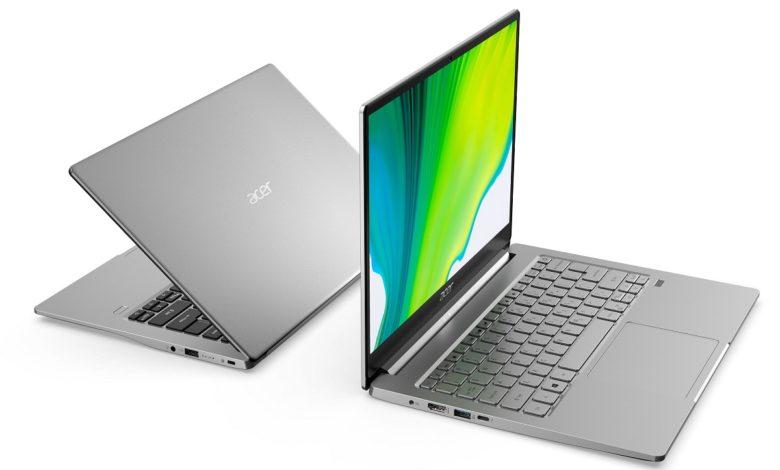 Photo of Acer Swift 3: El nuevo modelo ultrafino de la gama Swift
