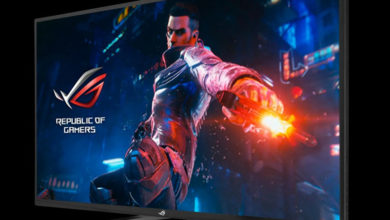 "Photo of Asus ROG Swift PG43UQ, Un tremendo monitor de 43"", 144Hz y G-SYNC"