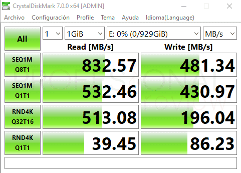 Configurar RAID en Windows 10 paso09