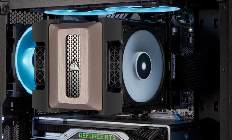 Photo of Corsair A500, Nuevo refrigerador para CPU con doble ventilación