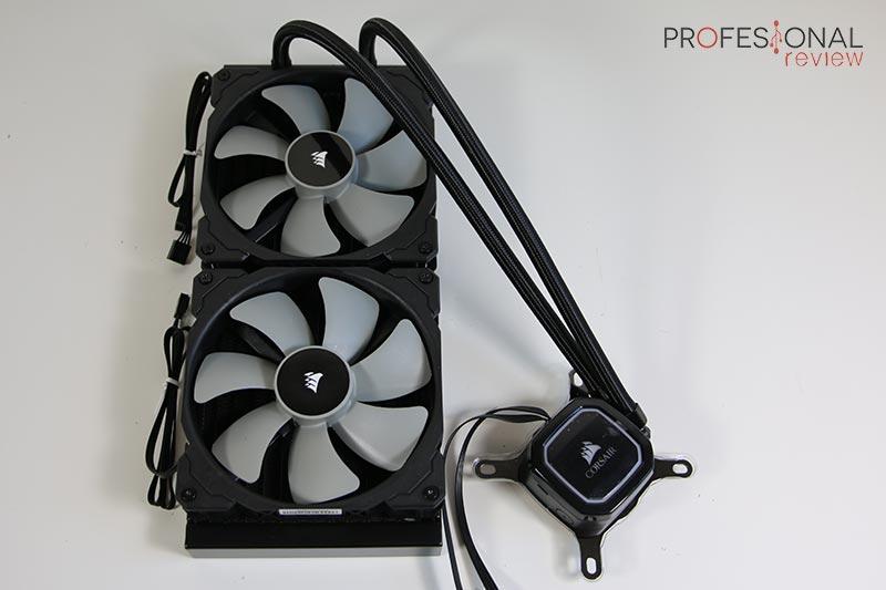 Corsair iCUE H115i RGB Pro XT Review