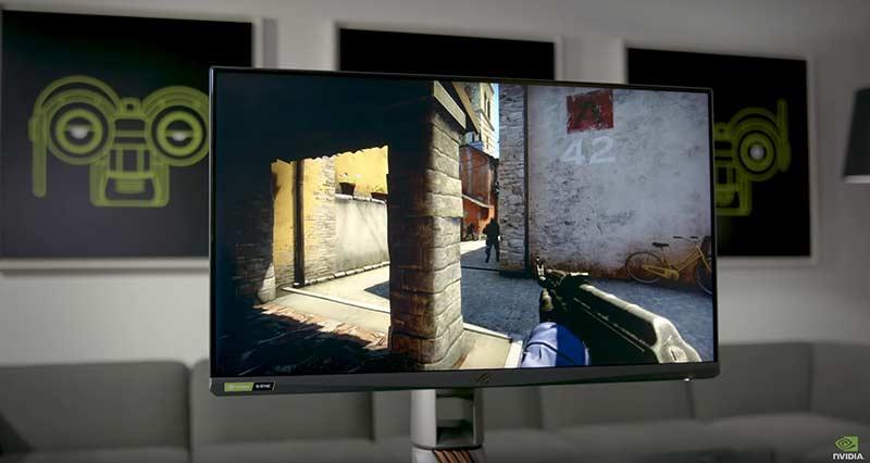 Nvidia G-SYNC VRR