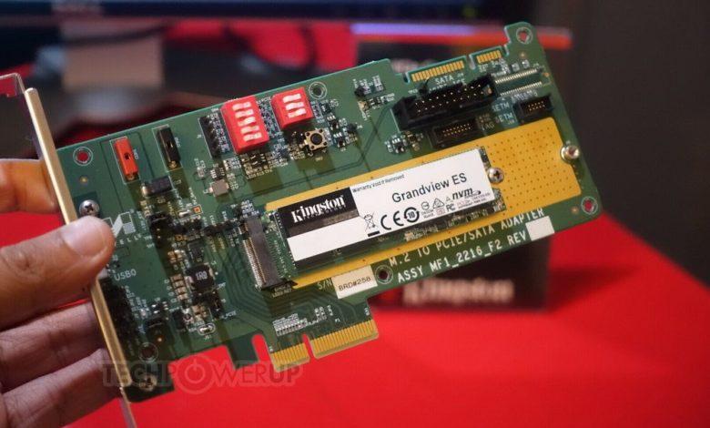 Photo of Kingston Grandview es una próxima unidad SSD PCIe 4.0 de gama media