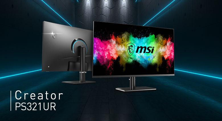 Photo of MSI Creator PS321: el monitor de 32 pulgadas para diseño presentado en CES 2020