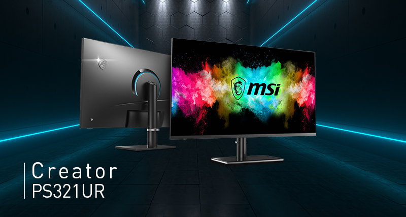MSI Creator PS321